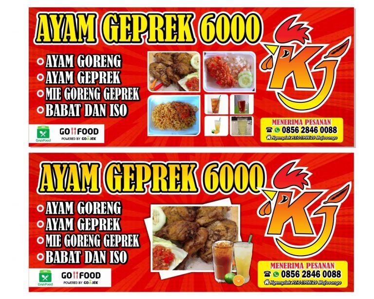 Ayam Goreng KJ