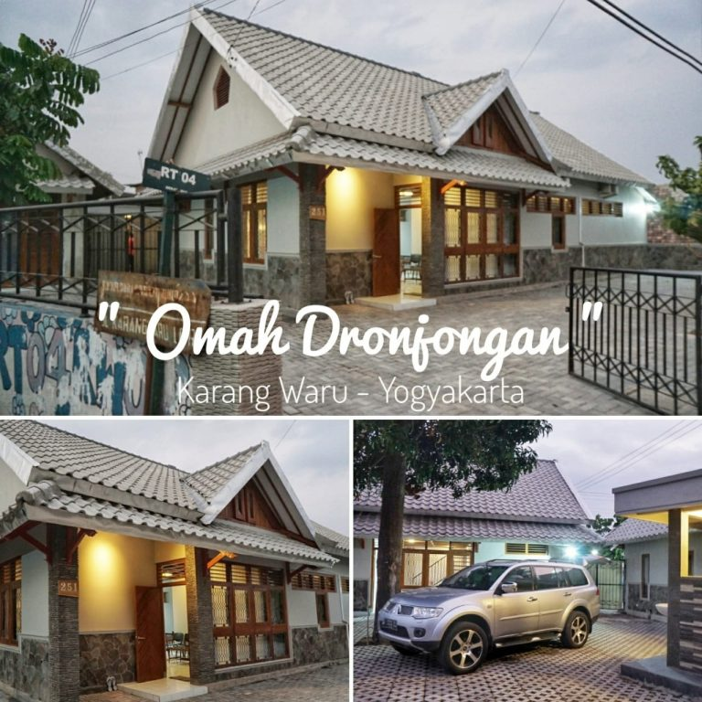 Omah Dronjongan Yogyakarta – Guest House