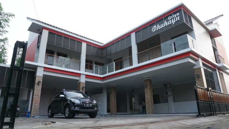 Rumah Kos Eksklusif Griya Dhuhayu