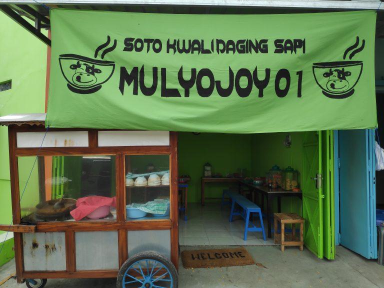 Soto Kwali Daging Sapi Mulyo Joyo