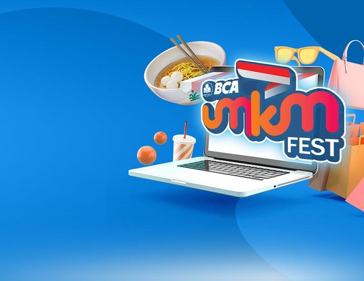 BCA UMKM Fest 2021